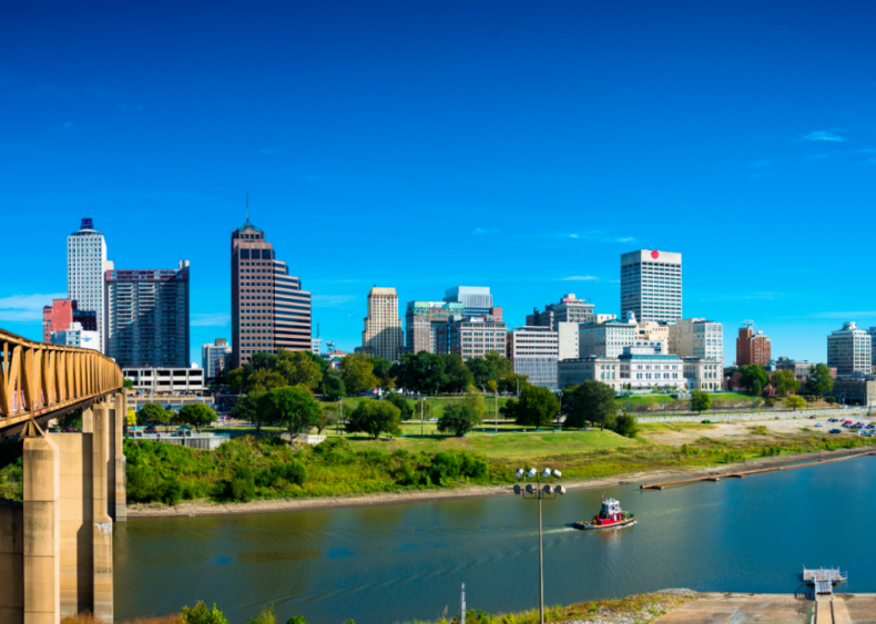 #37. Memphis, Tennessee