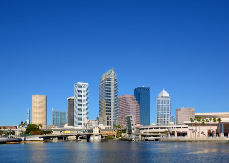 #34. Tampa, Florida