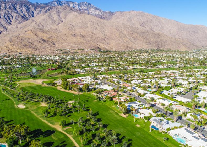 #33. Palm Springs, California