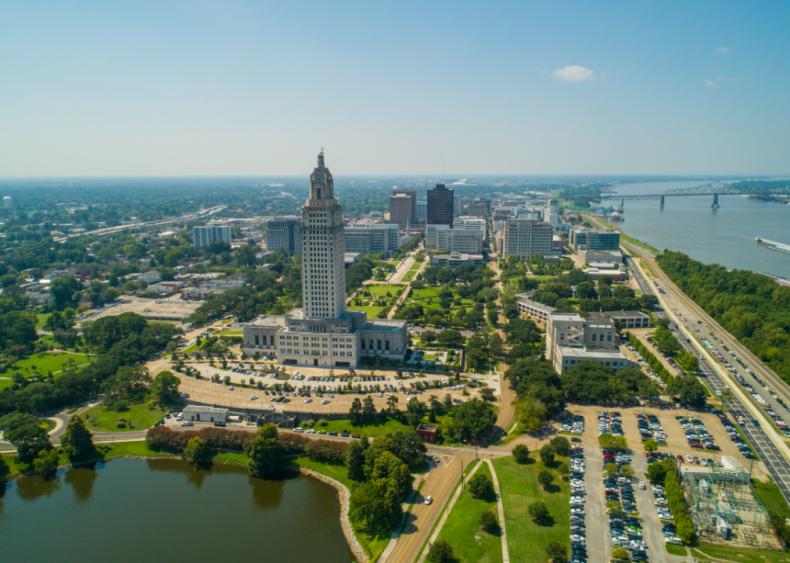 #22. Baton Rouge, Louisiana