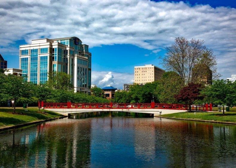 #16. Huntsville, Alabama
