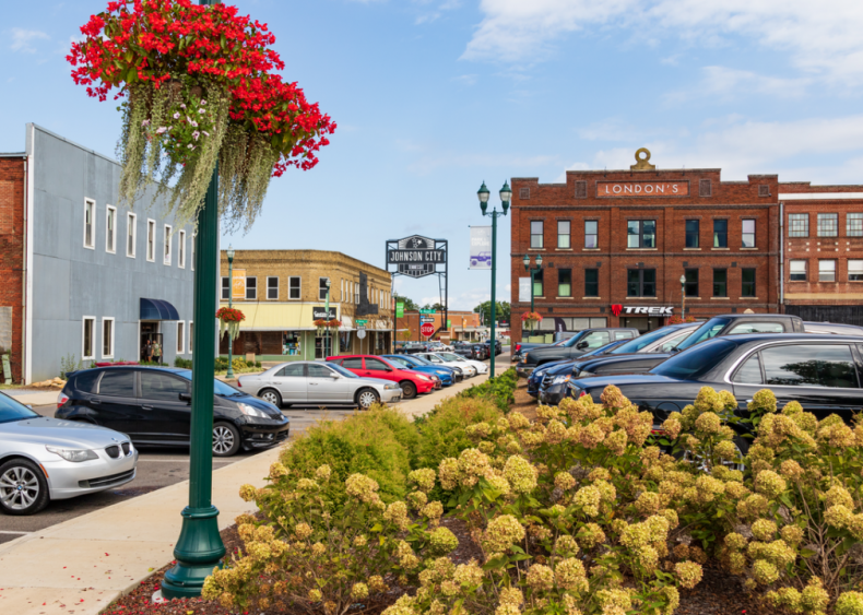 #15. Tri-Cities, Tennessee