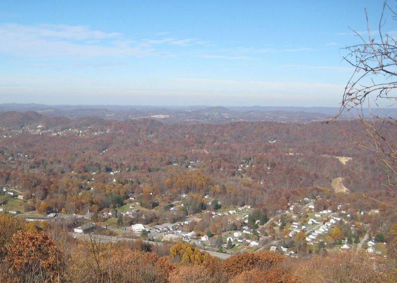 #13. Bluefield, West Virginia