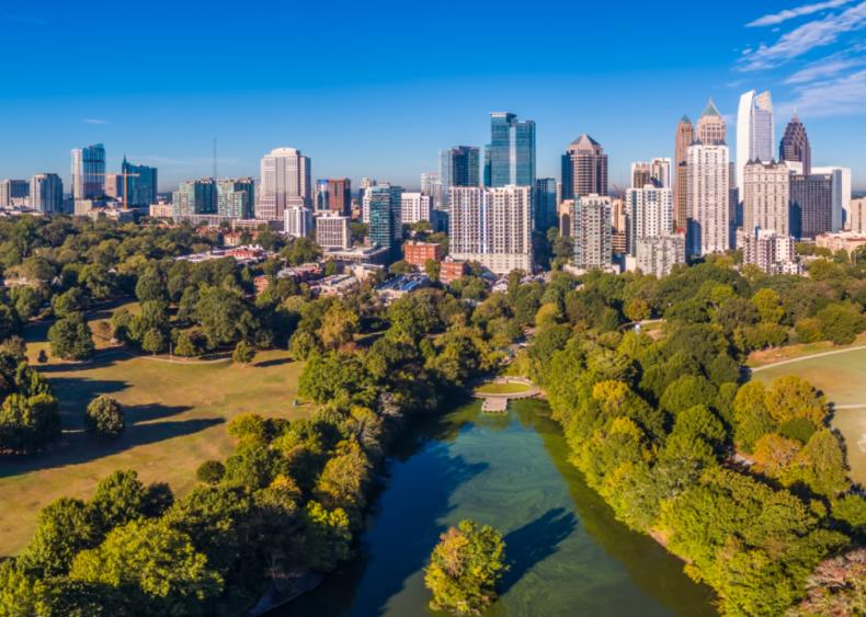 #11. Atlanta, Georgia
