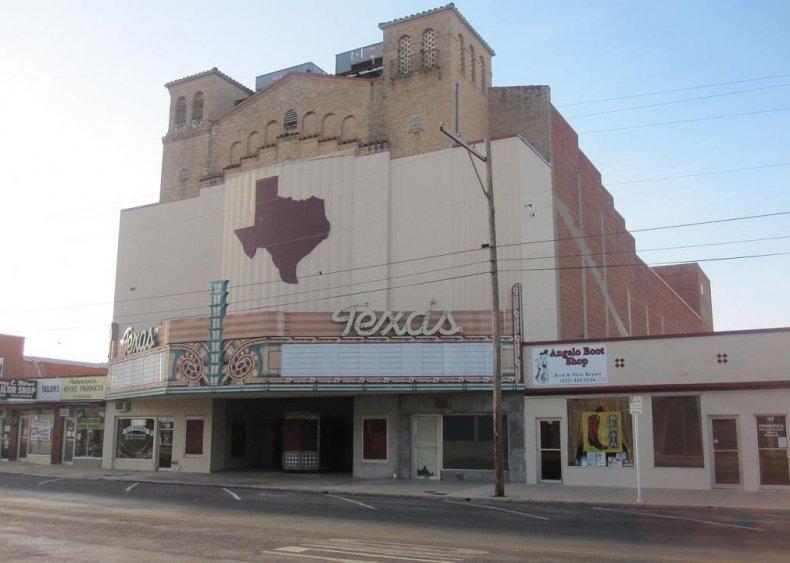 #8. San Angelo, Texas