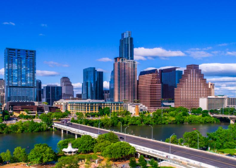 #3. Austin, Texas