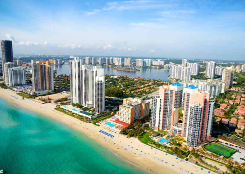 #1. Miami, Florida