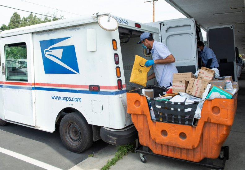 USPS DeJoy federal court delays changes