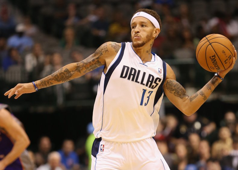 Delonte West, Dallas Mavericks