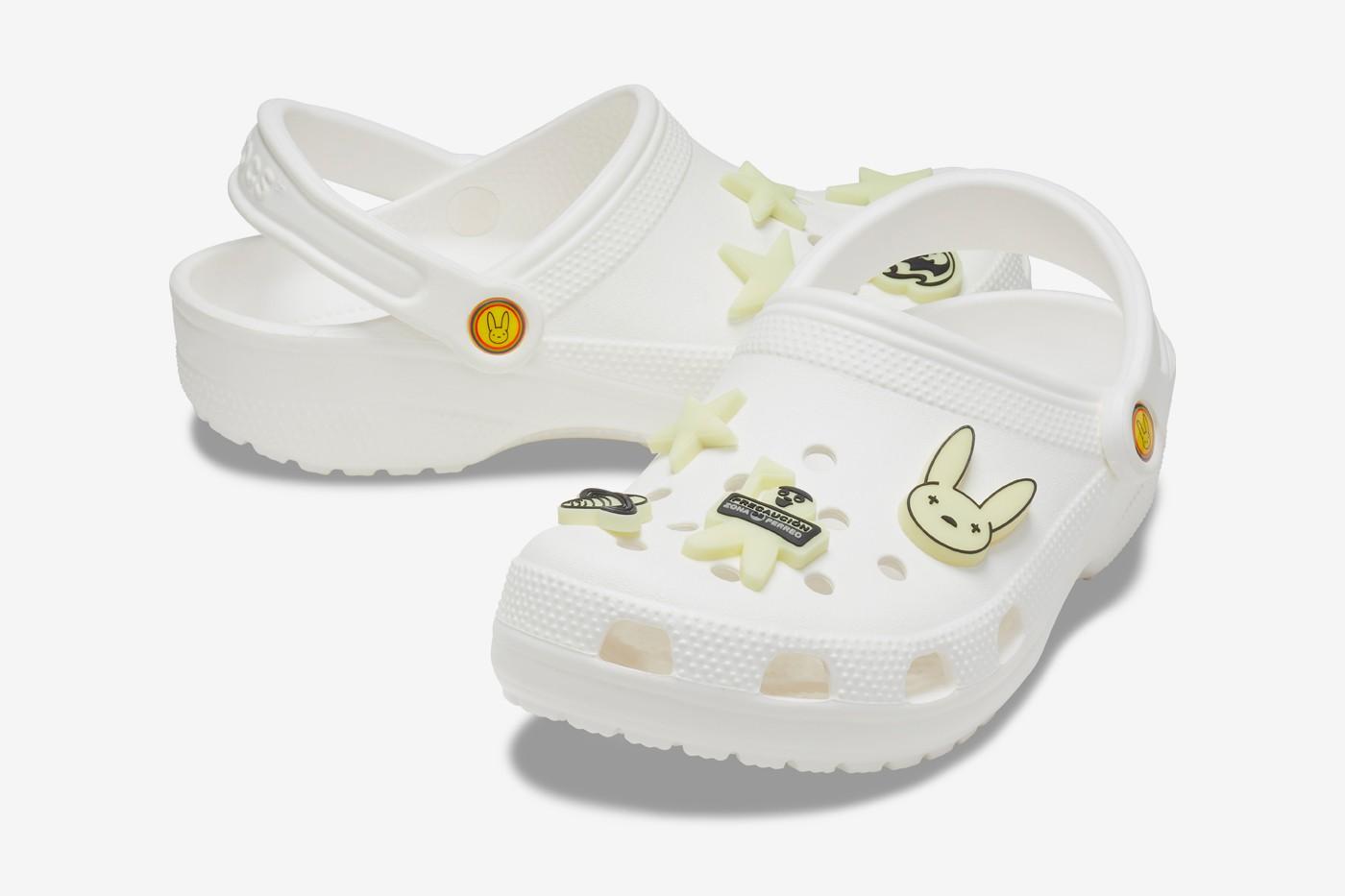 bad bunny crocs - photo #1