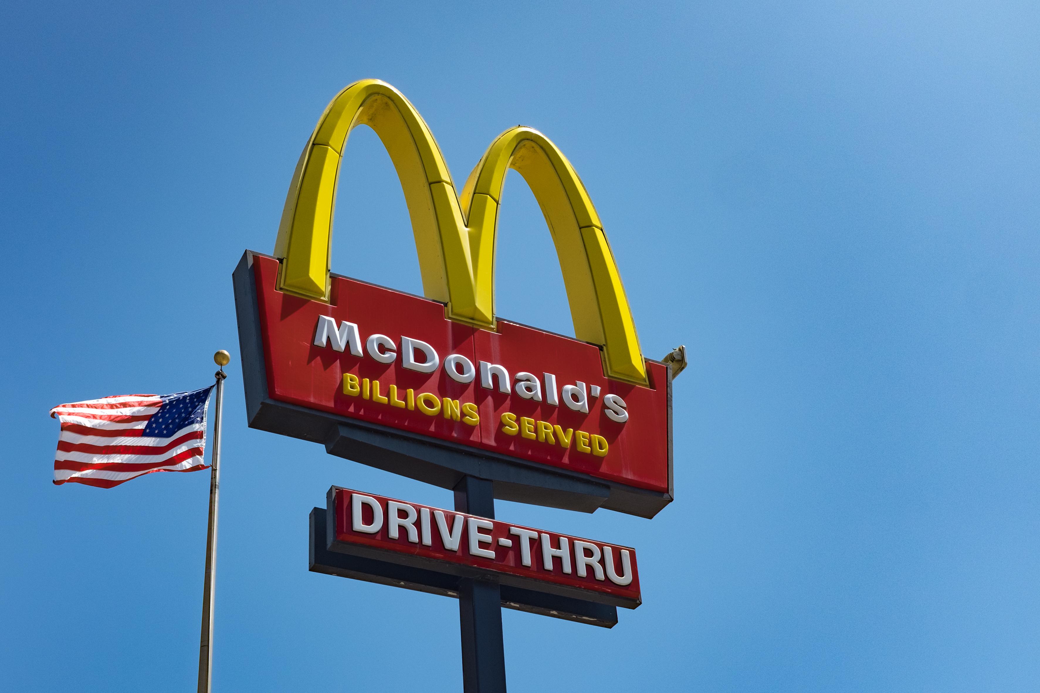 Woman found dead in McDonald's bathroom, investigation underway