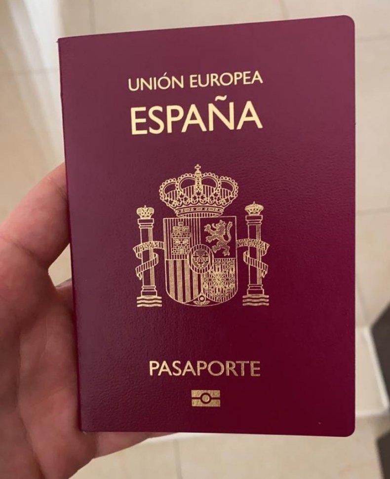 passport, Spain, citizenship