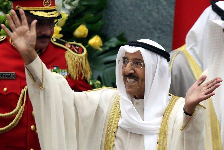 kuwait, emir, sabah, parliament
