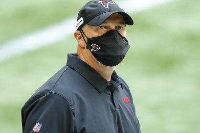 Dan Quinn, Atlanta Falcons