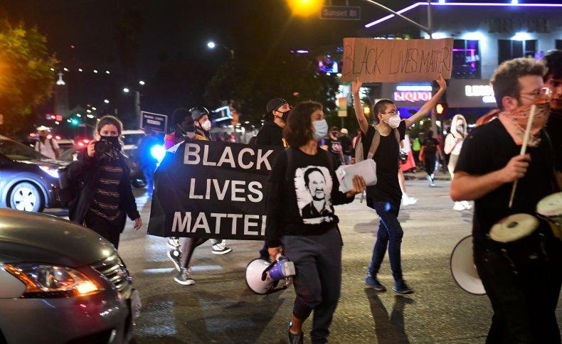 Louisville Protests Black Lives Matter