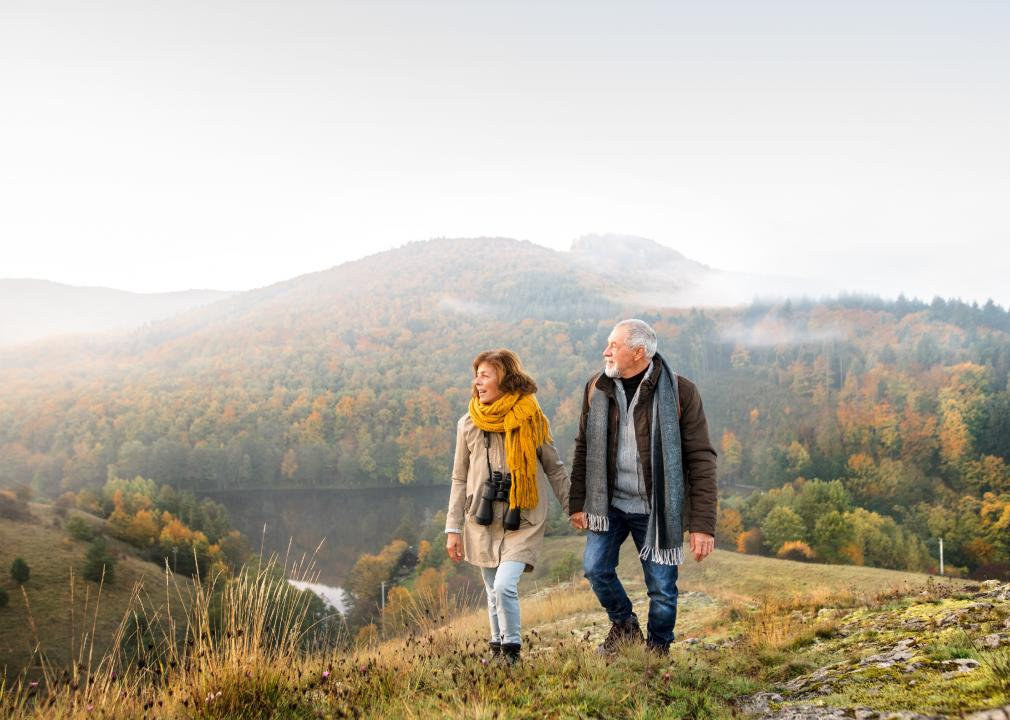 Best counties for retirees in America