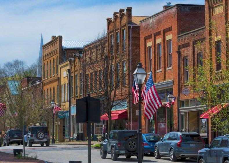 #99. Washington County, Tennessee