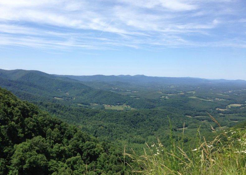 #98. Patrick County, Virginia