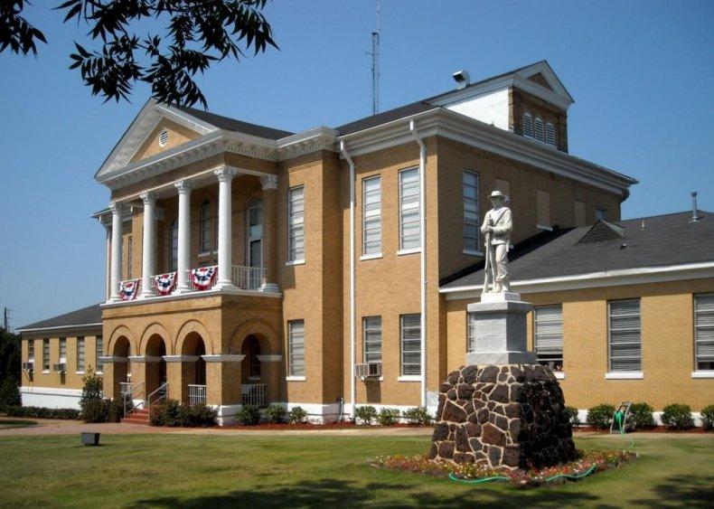 #96. Choctaw County, Alabama
