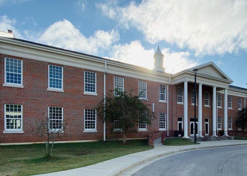 #95. Covington County, Alabama