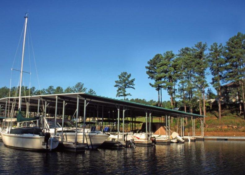 #89. McCormick County, South Carolina