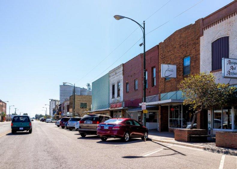 #87. Pawnee County, Kansas