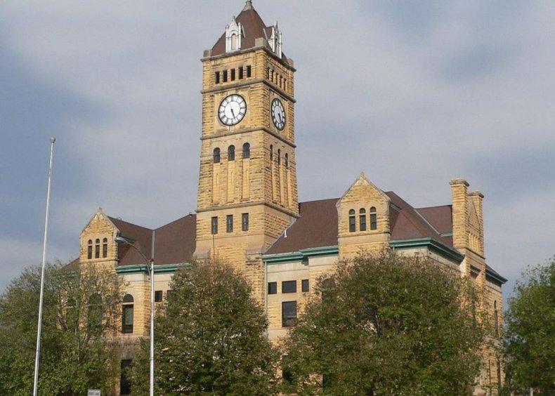 #84. Mitchell County, Kansas