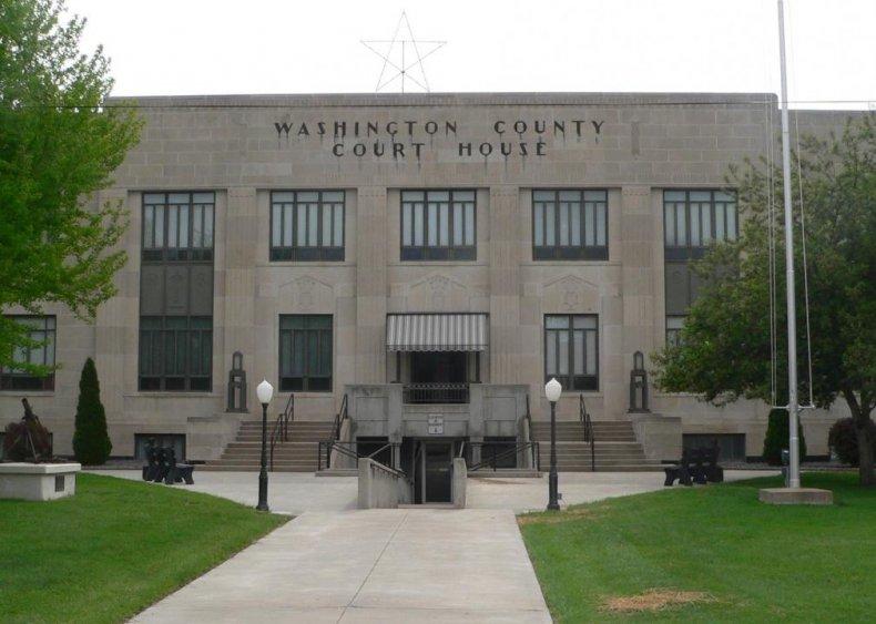 #83. Washington County, Kansas