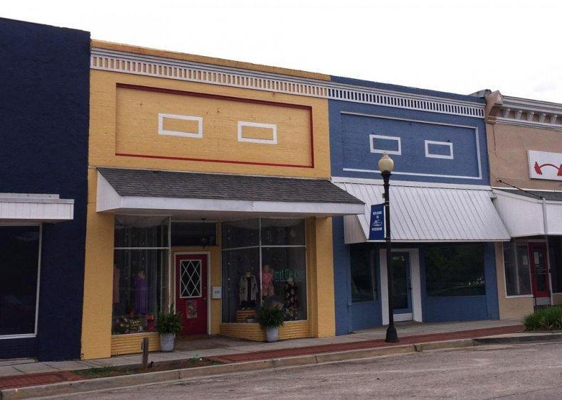 #76. Lancaster County, South Carolina