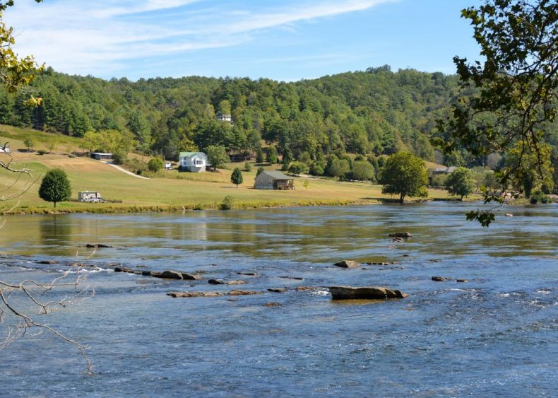 #73. Pulaski County, Virginia