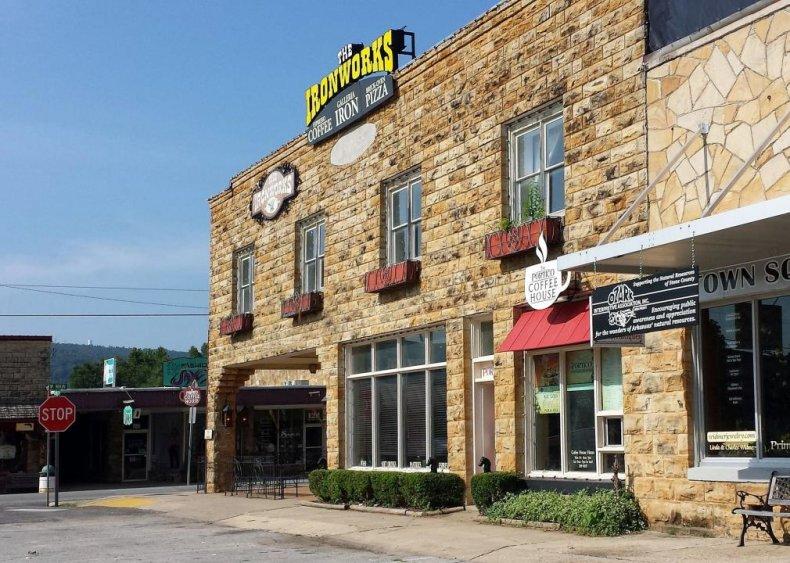 #68. Stone County, Arkansas