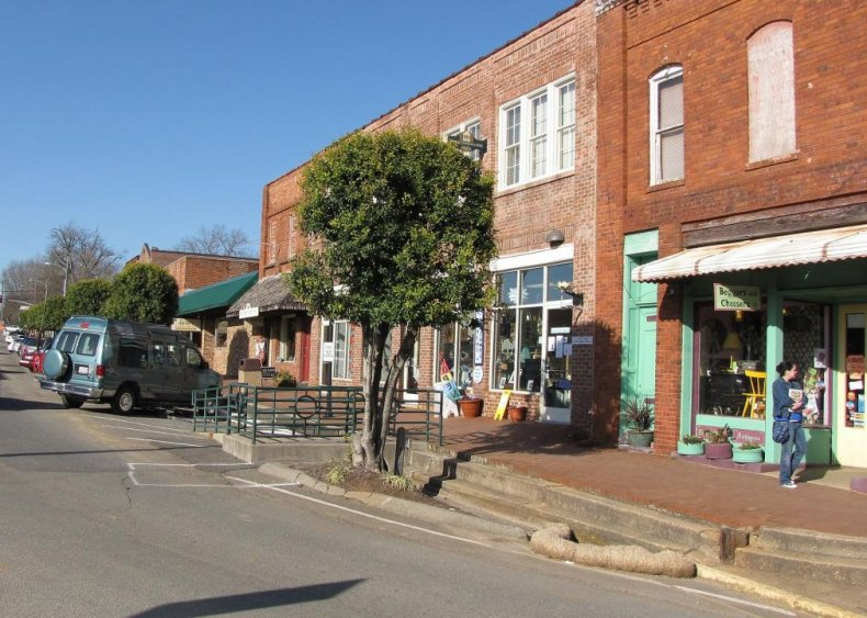 #64. Chatham County, North Carolina