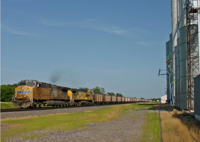 #63. Thayer County, Nebraska