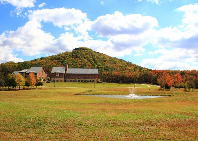 #61. Cleburne County, Arkansas