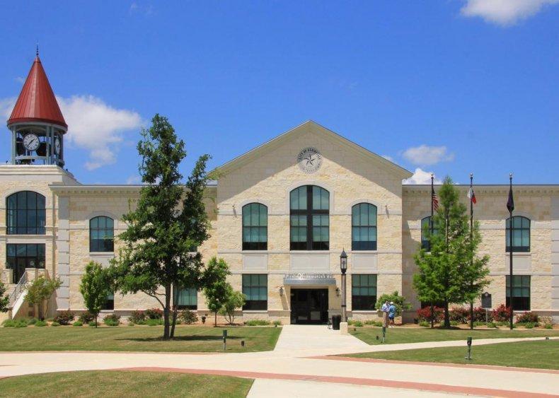 #53. Kerr County, Texas