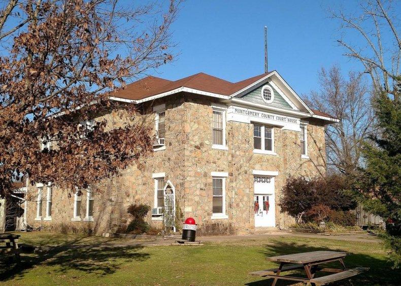 #51. Montgomery County, Arkansas