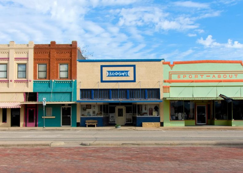 #46. Haskell County, Texas