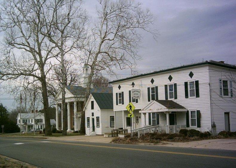 #37. Lancaster County, Virginia