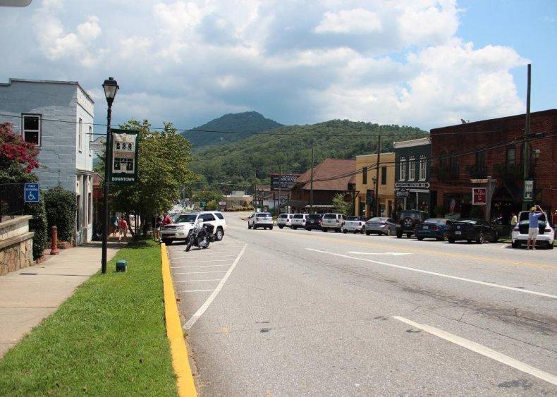 #35. Rabun County, Georgia