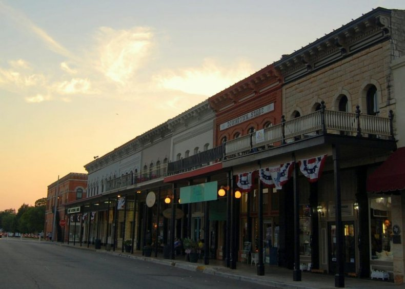 #31. Hood County, Texas