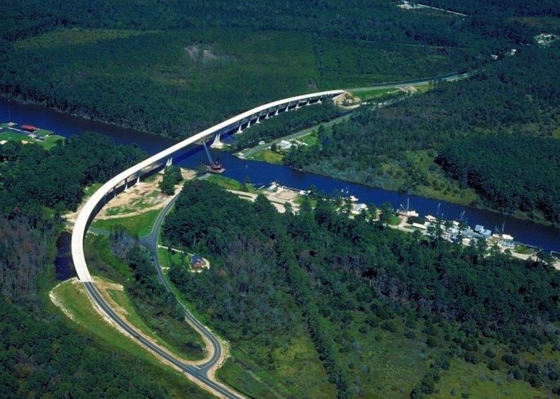 #30. Pamlico County, North Carolina