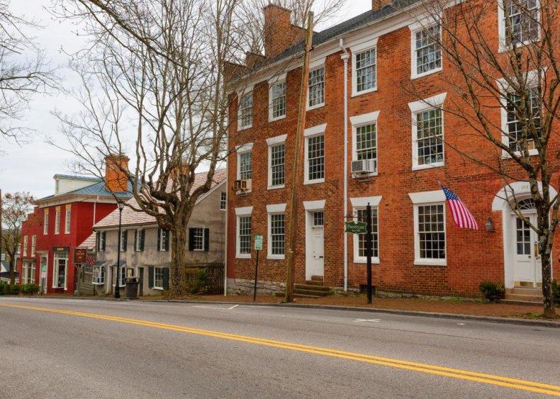 #29. Washington County, Virginia