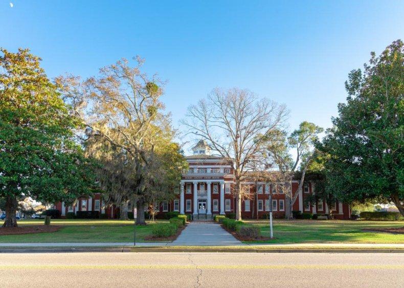#22. Horry County, South Carolina