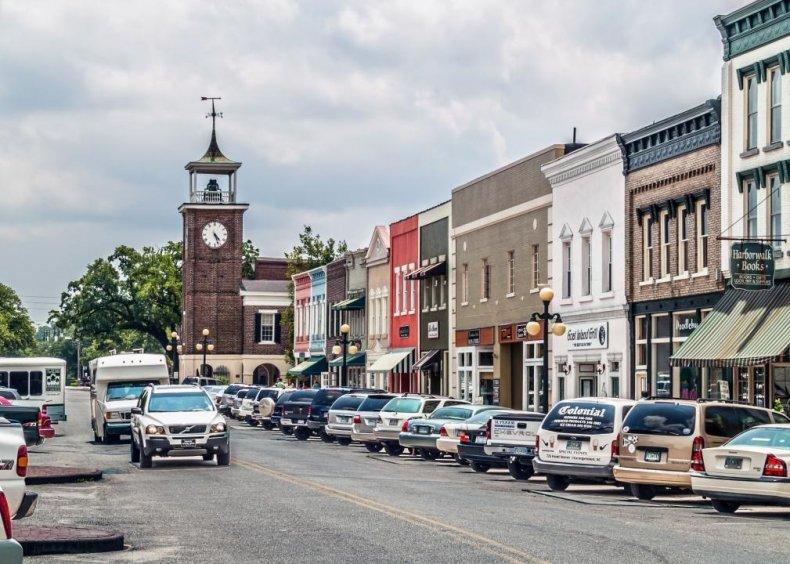 #20. Georgetown County, South Carolina