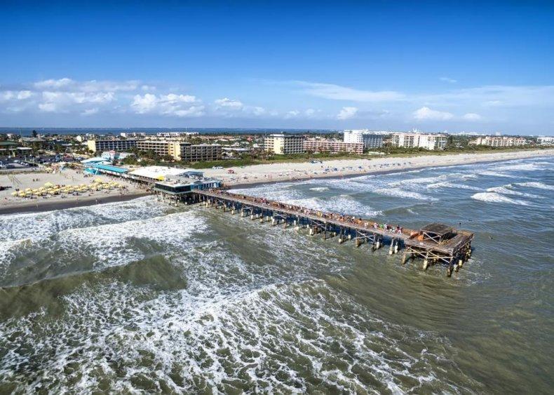 #9. Brevard County, Florida