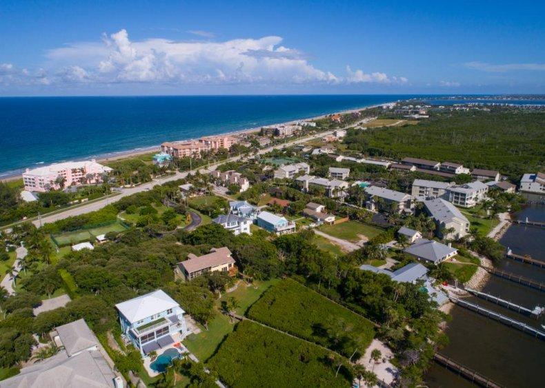 #7. Martin County, Florida