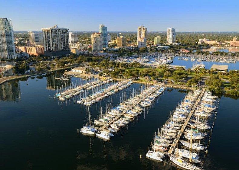 #6. Pinellas County, Florida
