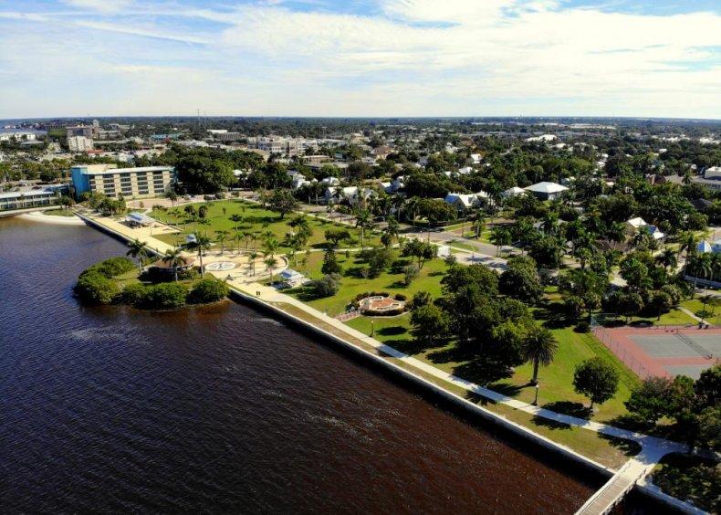 #3. Charlotte County, Florida