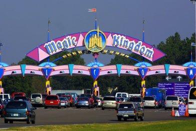 Disney World Magic Kingdom Orlando