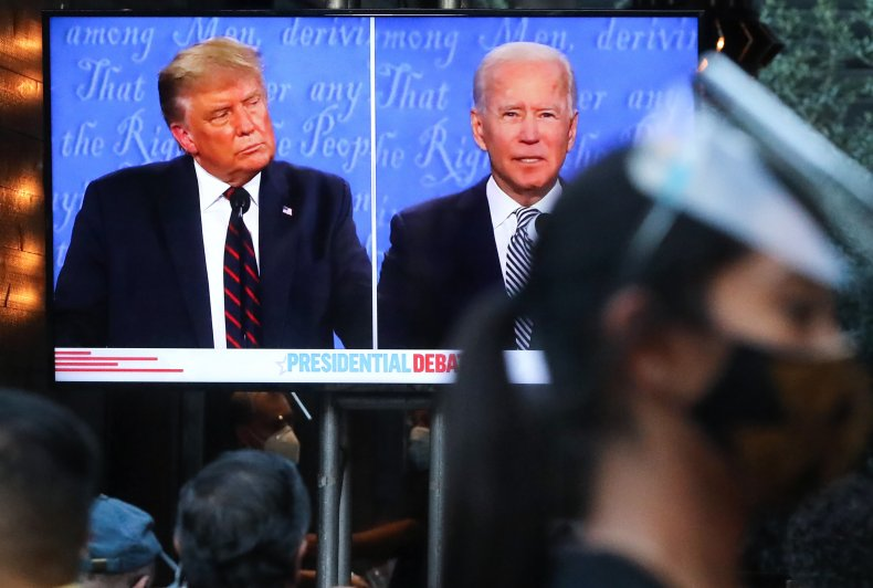 donald trump joe biden debate